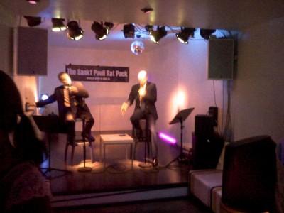 St. Pauli Rat Pack singt für Qyper