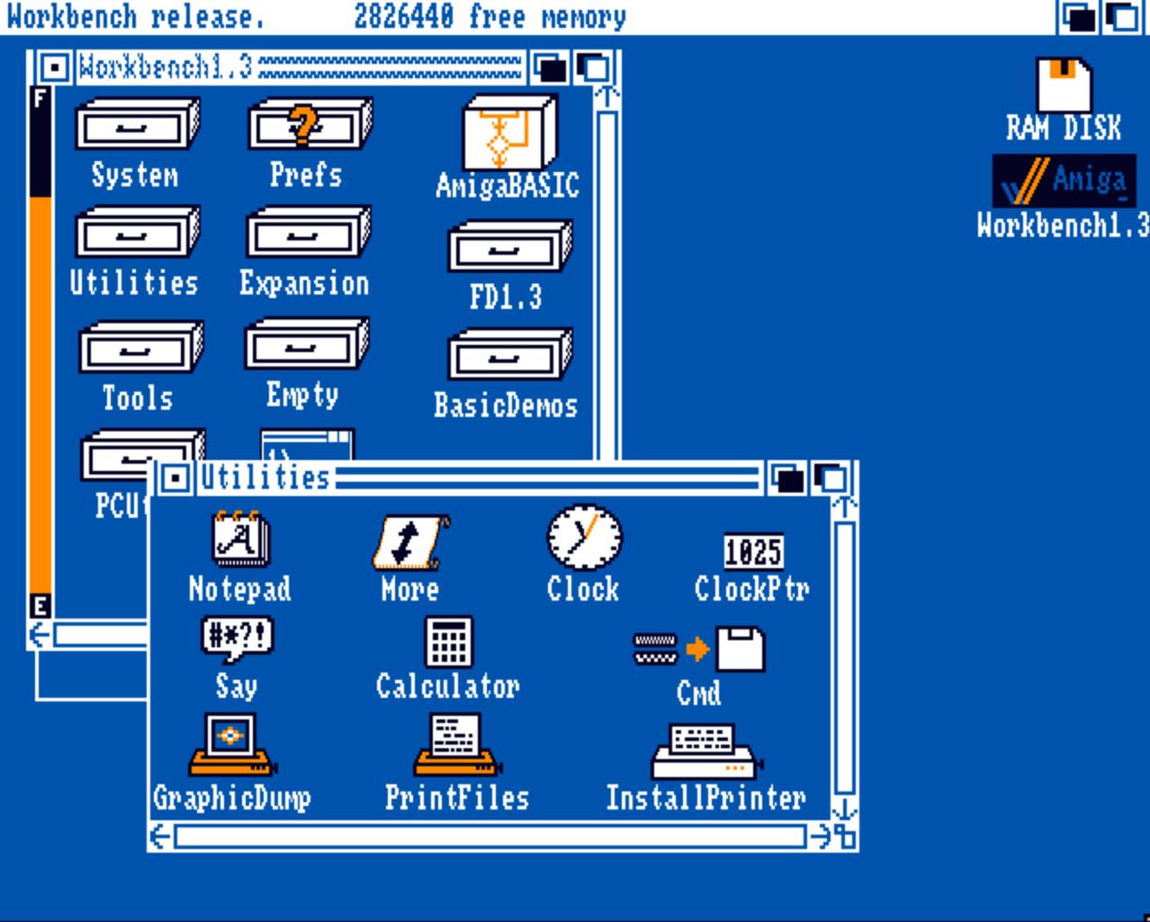 amiga os emulator for mac os x