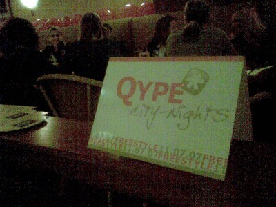 3. Qype City Night in Hamburg