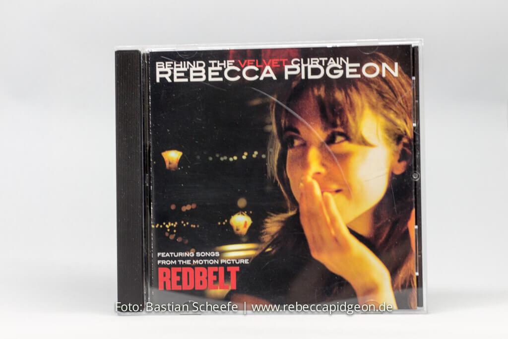 Rebecca Pidgeon Behind the Velvet curtain