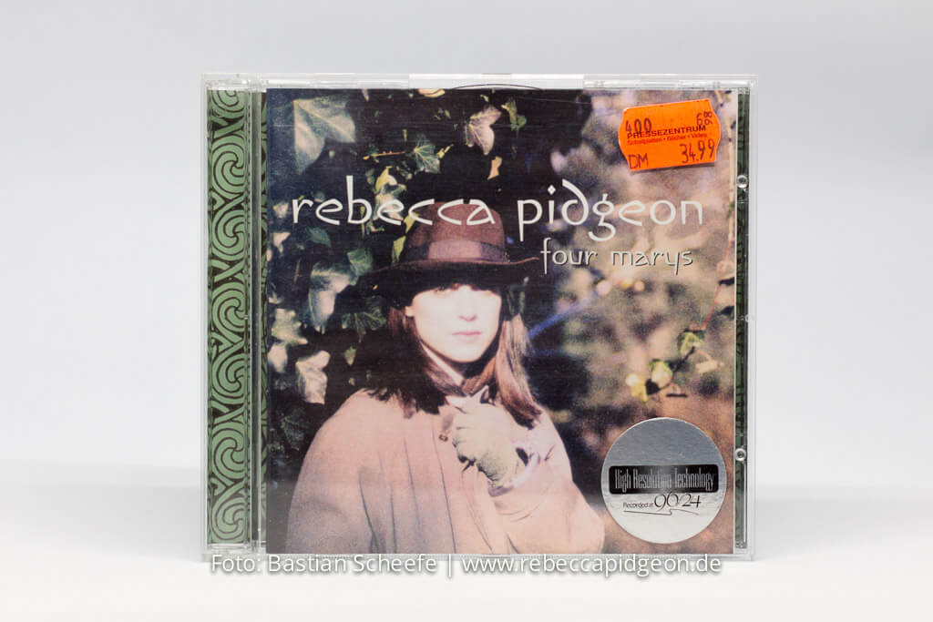 Rebecca Pidgeon four marys