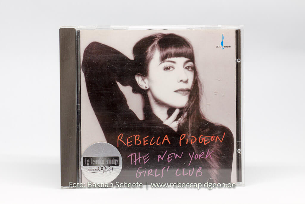 Rebecca Pidgeon the new york girls club